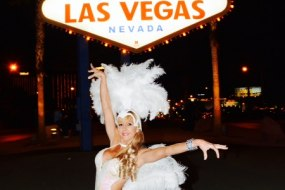 Showgirls UK in Vegas
