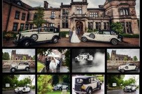 Wedding Car Hire in Denbighshire , Flintshire and Cheshire