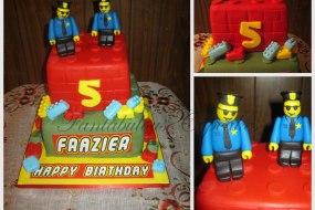 Lego cake, Novelty cakes, Party cakes, children's cakes, Fantabulous Cupcakes