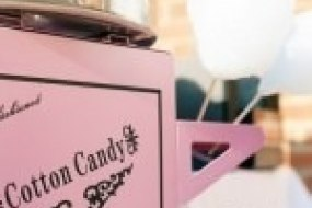 Retro candy floss carts for hire