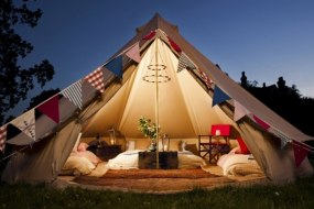 Lily Bell Tent Hire Liverpool