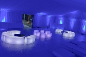 Ice Party Set Up