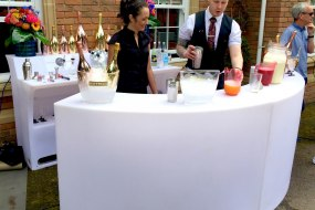 Mobile pop up Bar