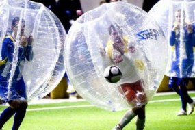 Bubble Football Zone Ltd