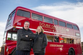 Double Decker Bus Bar