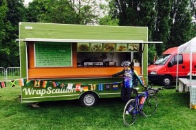 Wrapscallion street food trailer