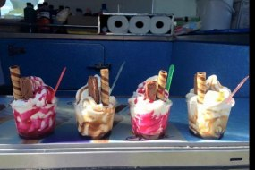 Little Miss Whippy Ice Cream hire