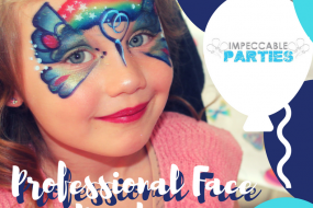 Impeccable Parties. Professional Face Painting