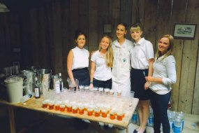 Bear Claw Catering Wedding Catering Team