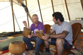 Mbira Magic Workshops