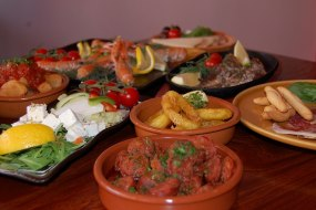 Tapas catering