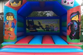 Lego Bouncy Castle Hire Liverpool & Cheshire