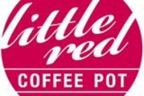 Little Red Coffee Pot