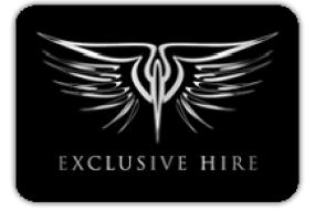 Exclusive Hire's Logo