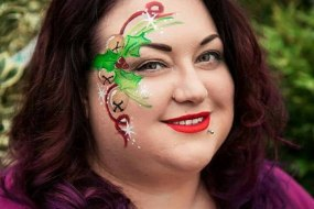 Christmas Face Painting Michelle Pearson Coventry Impeccable Parties