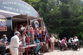 Mobile bar hire in Nottingham
