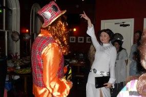 Party Disco's Hucknall