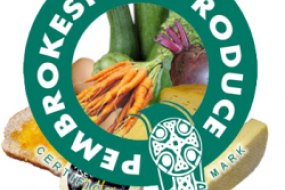 We were awarded the Pembrokeshire Produce Mark
