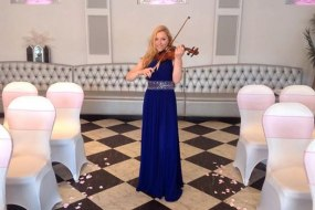 Amy Fields Classical and Electric Violinist
