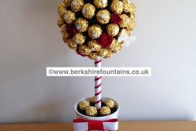 We also make Ferrero Rocher Trees