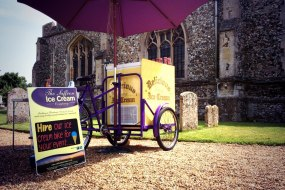 Ice Cream bike for Hire