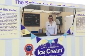 Ice Cream catering trailer for hire