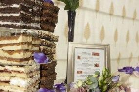 Alternative Celebration Cake by Nom Cake