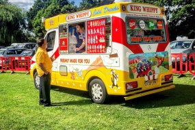 Disney Ice Cream Van