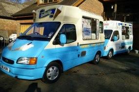 Soft Whip Ice Cream Vans