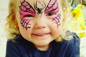 Ryn Rose Face Painting
