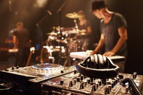 Bands and DJs