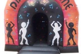 Disco Dome for Hire in Cumbria