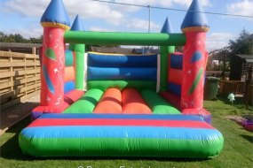 Party Bouncy Castle for Hire in Cumbria