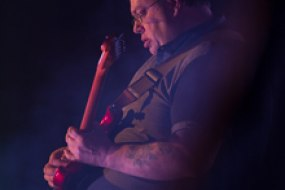 Indoor Music Photography