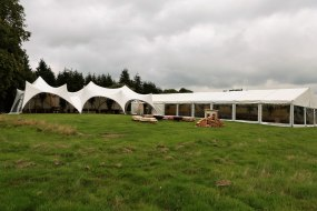 Trapeze & Marquee combination