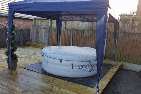 Hot Tub Hire North Wales