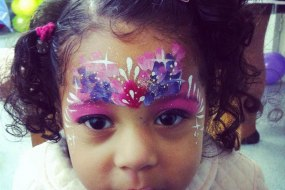Tash Face Painting
