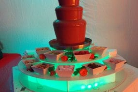 Hire chocolate fountain