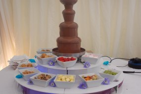 Chocolate fountain Surrey