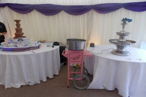 Hampshire chocolate fountain hire