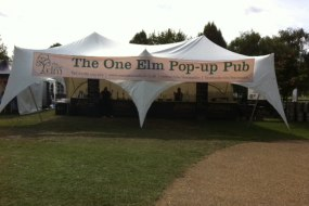 Pop Up Pub