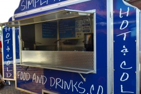 illuminated bar, mobile bar, events bar, mobile catering, donuts,coffee,