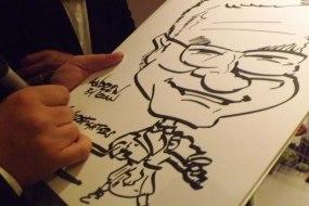 Savage Caricatures
