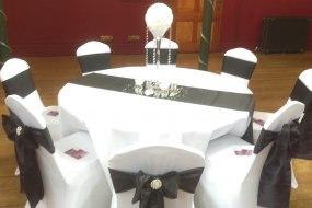 Wedding Set up at Salomons Mansion