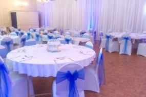 Wedding Set up in Tunbridge Wells