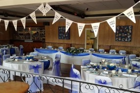 Recent Wedding Venue Set up