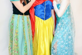 Some of our Princesses