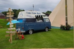 Fish and chip camper