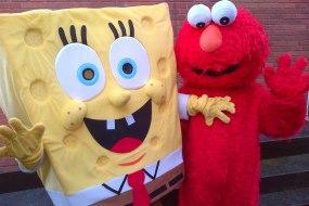 spongebob mascot co .down