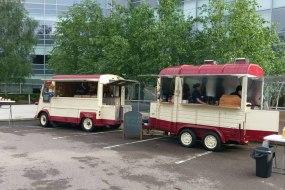 Wedding catering berkshire, Burger van, food truck